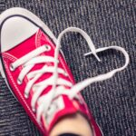 Happy Shoes Shoelace Heart